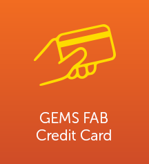 GEMS FAB Credit Card